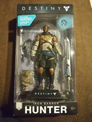 Destiny Iron Banner Hunter McFarlane Figure Million Million Walmart Exclusive