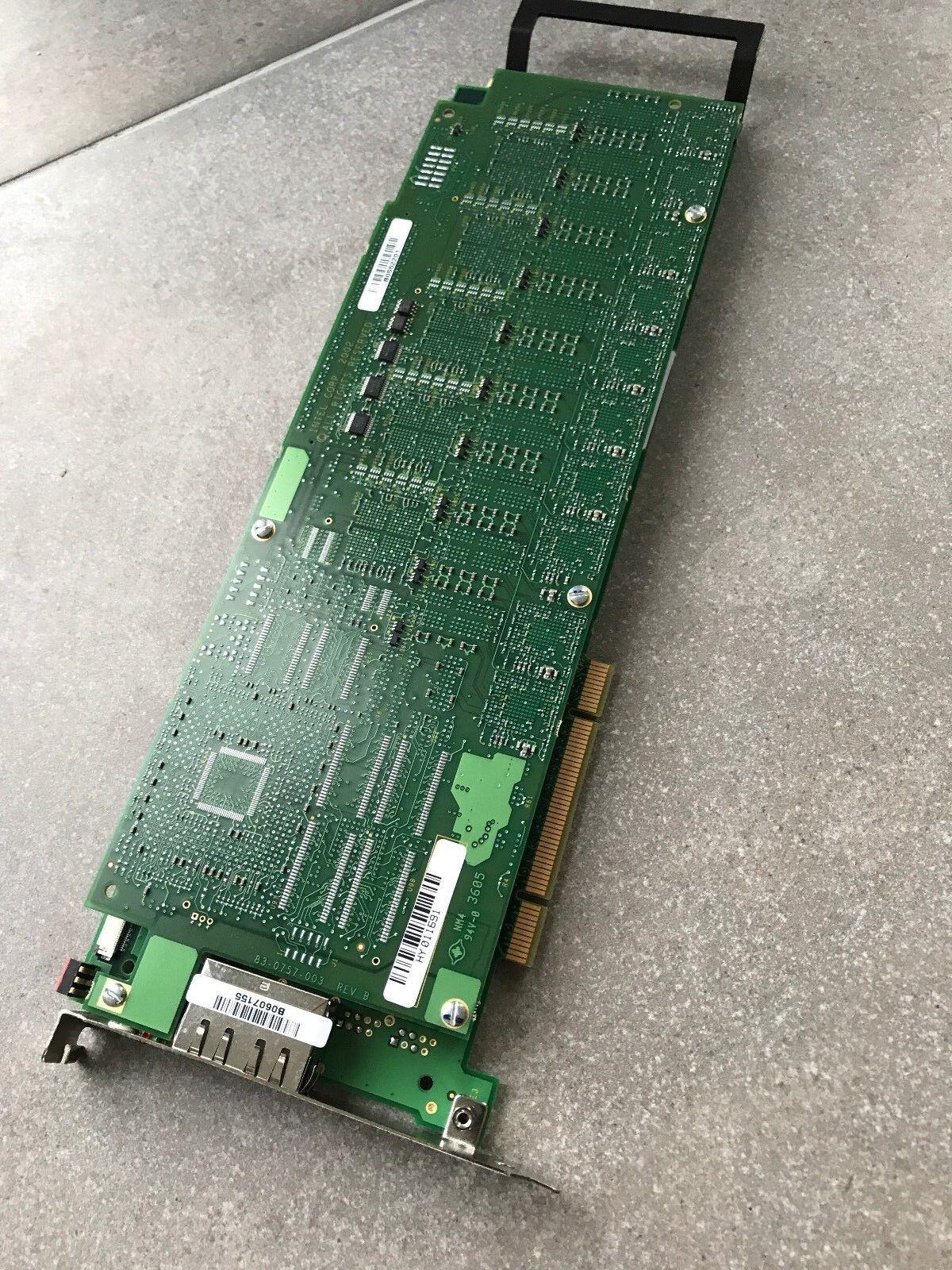 Dialogic DM/V600A-2E1-PCI 64-0074-02 Media Board