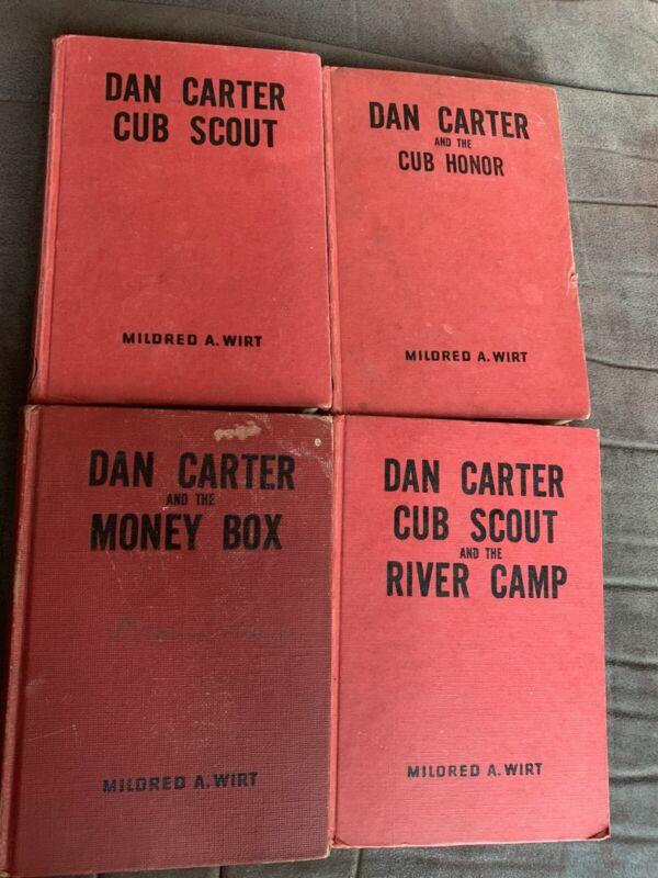 Mildred Wirt - 4 Dan Carter Series