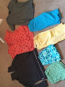 Girls size 10 clothing lot in Euc