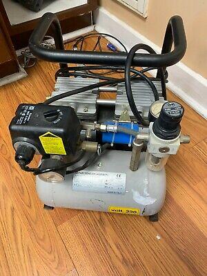 Silentaire Super Silent 50-8-tc Oil Less Air Compressor 230v