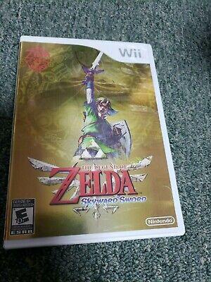 Usado, The Legend of Zelda: Skyward Sword (Nintendo Wii, 2011) 25th Anniver w/Soundtrac comprar usado  Enviando para Brazil