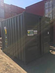 SHIPPING CONTAINER HIRE & SALES Riverwood Canterbury Area Preview