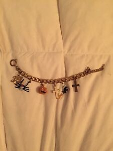 Juicy couture charms bracelets