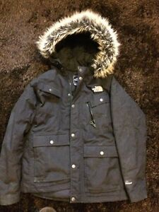 Men's North Face Hyvent Parka