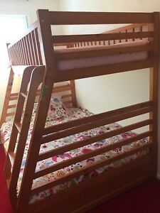 SOLD Thanks for your interest! Bunk bed with storage
