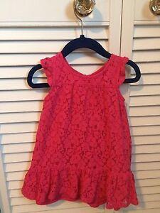 Pink summer dress 18-24