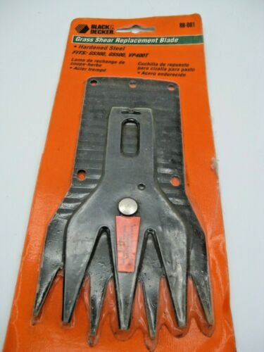 Black & Decker RB-001 Grass Shear Replacement Blade, GS300 / GS500 / VP400T