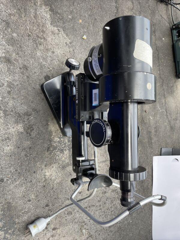 Bausch & Lomb Manual Keratometer 71-21-35 Opthalmometer Optometrist Tool