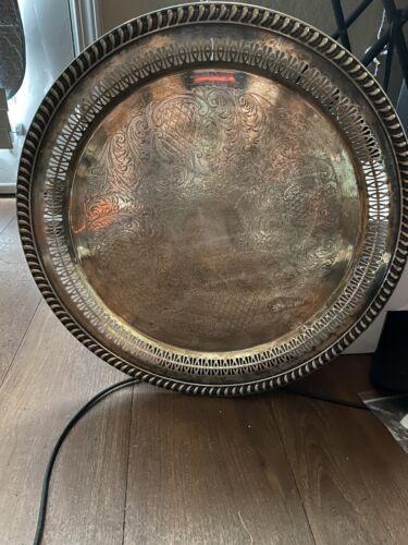 Leonard Veraplate Silver Platter - $0.99