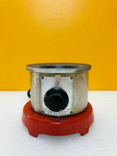 American Beauty Model 60 2.5 lb Capacity 850°F Max Temp Solder Pot. Tested!