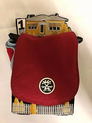 Crumpler - 1 Million Dollar Home Camera Bag - Various Colours (1 Million Dollar Home Bag)
