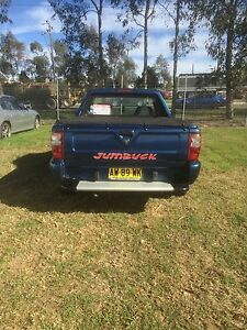 Jumbuck ute 2009 swap for something of interest -SOLD pending pick up Gunderman Gosford Area Preview