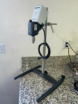 Excellent Heidolph Rzr1 Overhead Mixer Stirrer With Stand Clamp