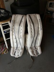 Reebok goalie equipment