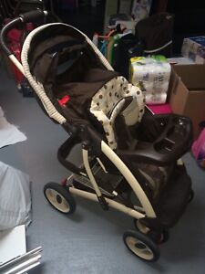 Used Graco Baby Stroller