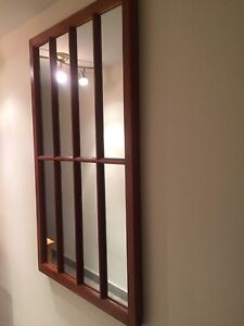 Miroir en pin d coration int rieure et accessoires for Miroir montreal