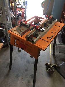 Triton Router Table Singleton Singleton Area Preview