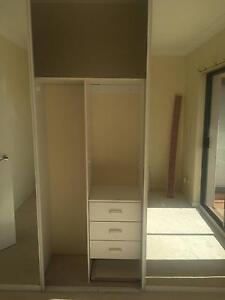 cuborad with roller doors with mirrors Bondi Junction Eastern Suburbs Preview