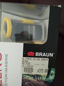 Braun Action camera $130 rrp $379 Eleebana Lake Macquarie Area Preview