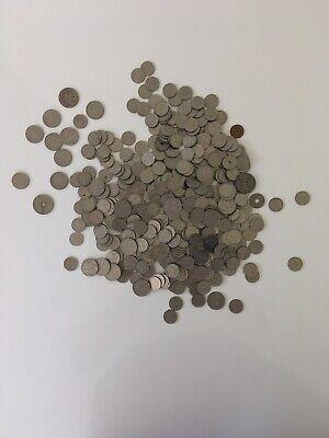 Lot pièces de monnaie belges bon pour 1 franc 50 centimes + Luxembourg années 20
