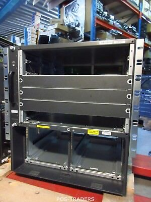 CISCO WS-C6506 6-SLOT EMPTY CHASSIS - Excluding modules & power supplys