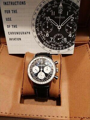 Ollech & Wajs Aviation Chronograph Mint Condition The Last One (The Last Aviator)