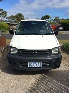 2003 Toyota Townace KR42R Frankston Frankston Area Preview