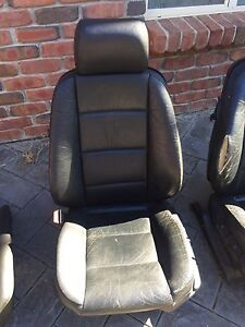 Bmw e36 coupe/convertible front seat Newton Campbelltown Area Preview