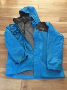 Youth North Face wind and rain jacket