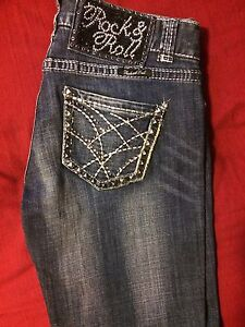 Rock n roll Cowgirl jeans