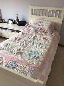 Girl's bedding