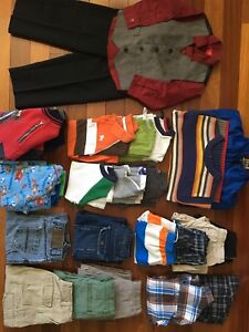 Boys clothes size 4-5 - 24 items for $20