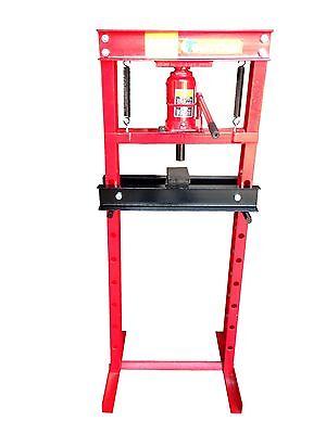 20 Ton Hydraulic Shop Press Floor Press H Frame Free Shipping
