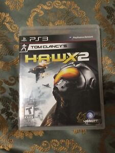 Hawx2 ps3 game