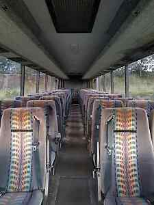 Coach / Charter bus seats Ransome Brisbane South East Preview