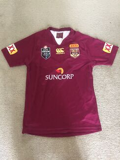 Brand New QLD Maroons Canterbury State Of Origin Shirt Men's Size M
