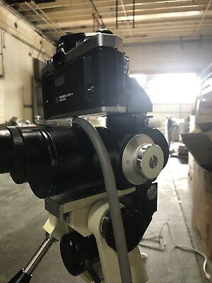 Cryomedics Colposcope - 82512 With Olympus Camera.