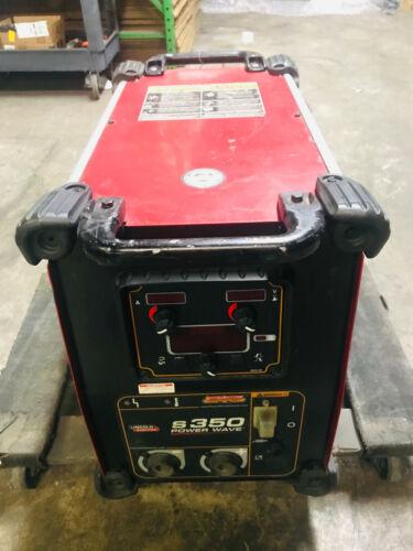 Lincoln Powerwave S350 Advanced Process Welder K2823