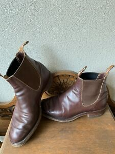 RM Williams boots Size 6 1/2 , 39/ 40 European