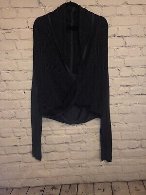 Womens Lululemon Large Infinity Sweater