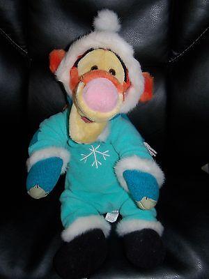 Disney World Snowsuit Tigger 2000 NEW HTF