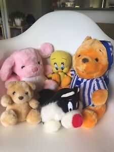 New Plush Toys O'Connor North Canberra Preview