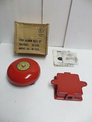 Nos Hong Chang Hc-1120 Fire Alarm Bell
