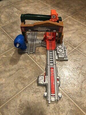 Thomas & Friends Track Master, Steamworks Repair Station Stop N Go