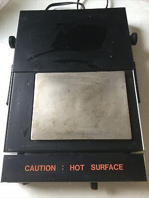 Ok Industries Sa-750 Hot Plate