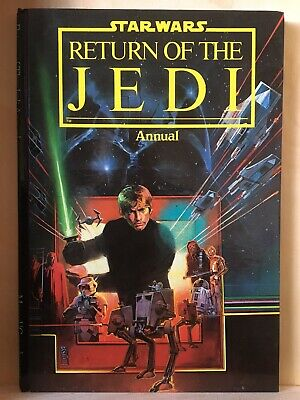 Star Wars Return of the Jedi Annual 1983