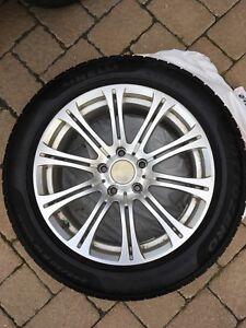 Pneus hiver Pirelli Sottozero 245/50r18 runflat