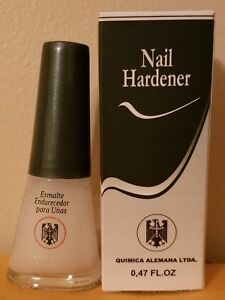 QUIMICA ALEMANA NAIL HARDENER IMPORTED FROM COLOMBIA