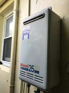 Rinnai gas continuous hot water services Ashfield Ashfield Area Preview